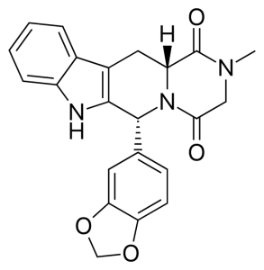 Tadalafil Structure