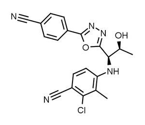 Testolone RAD-140 Structure