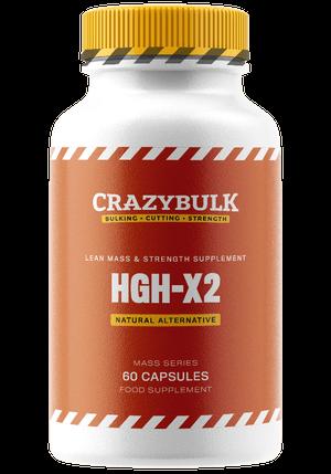 HGH-X2 Growth Hormone