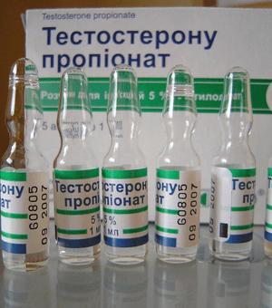 Testosterone Propionate Cycle