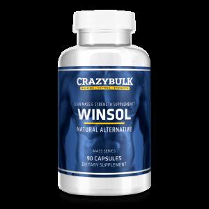 Winsol Bottle